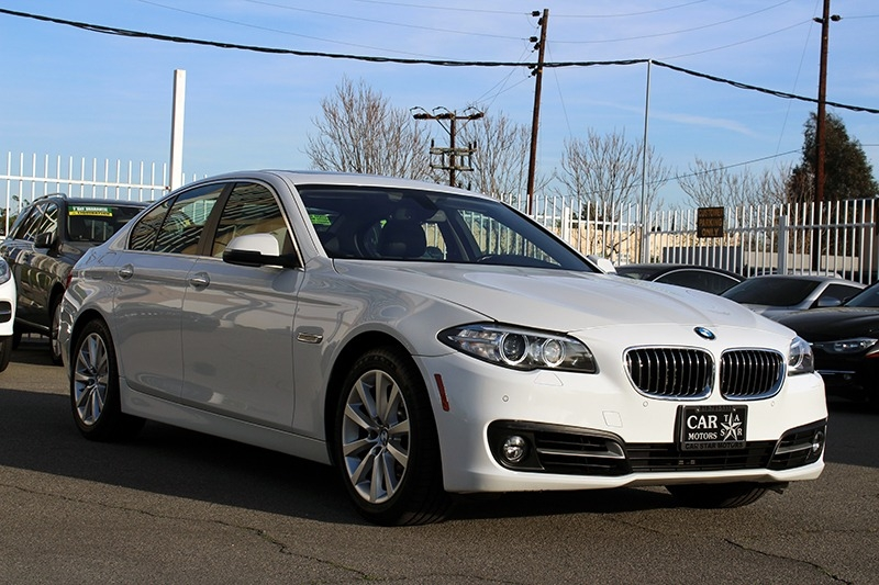 BMW 5-Series 2016 price $24,598