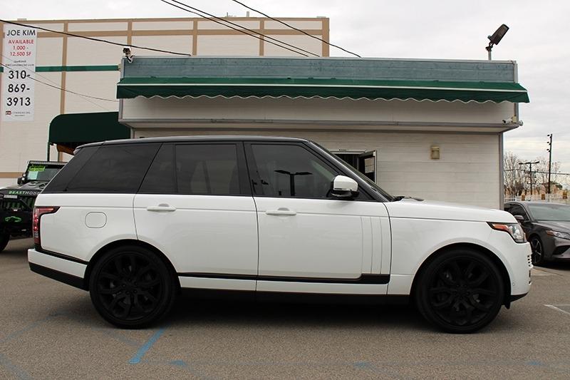 Land Rover Range Rover 2016 price $58,888