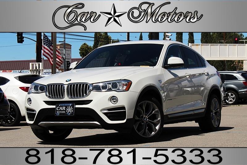 BMW X4 2018 price $33,998