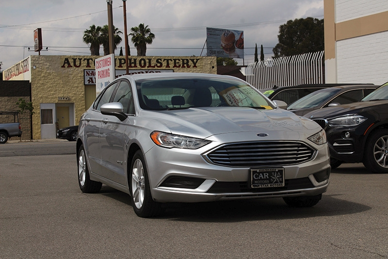 Ford Fusion Hybrid 2018 price $16,998