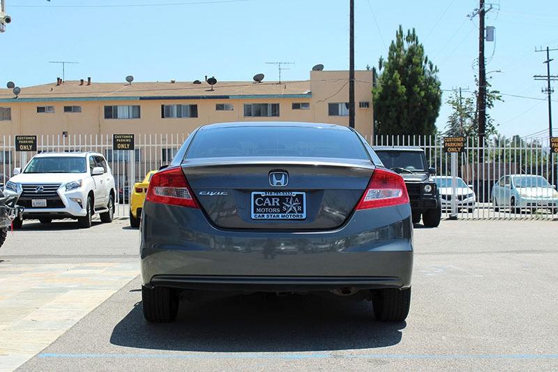 Honda Civic Coupe 2012 price $10,998