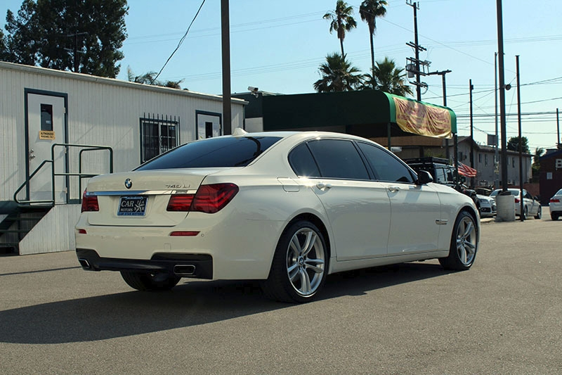 BMW 7-Series 2015 price coming soon