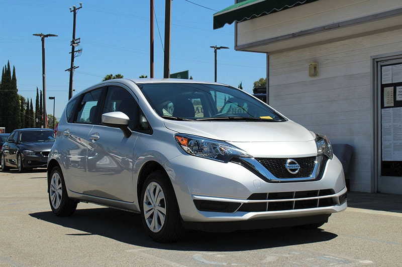 Nissan Versa Note 2019 price $13,998