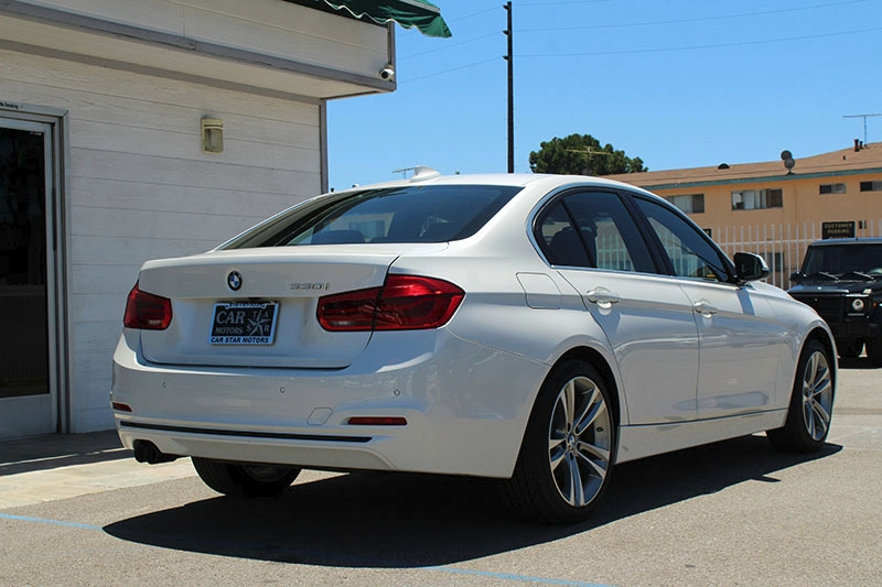 BMW 3-Series 2017 price $25,998