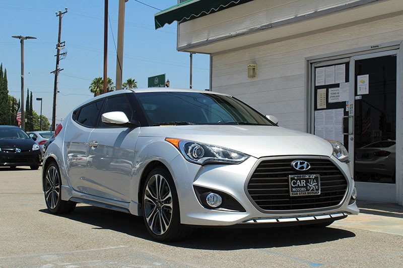 Hyundai Veloster Turbo 2016 price $16,998