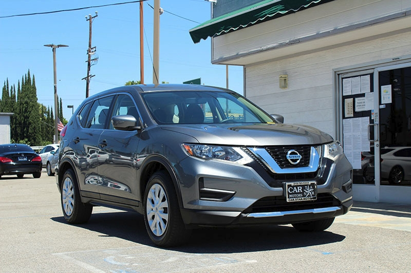 Nissan Rogue 2017 price coming soon