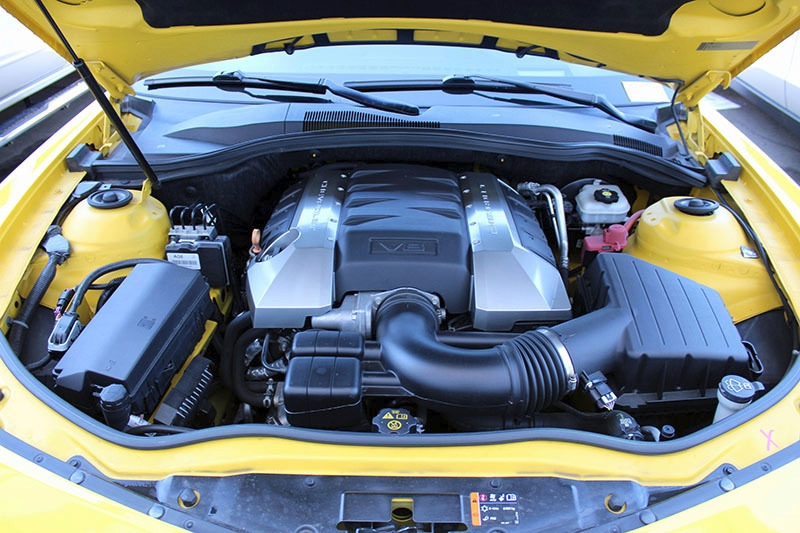 Chevrolet Camaro 2011 price coming soon