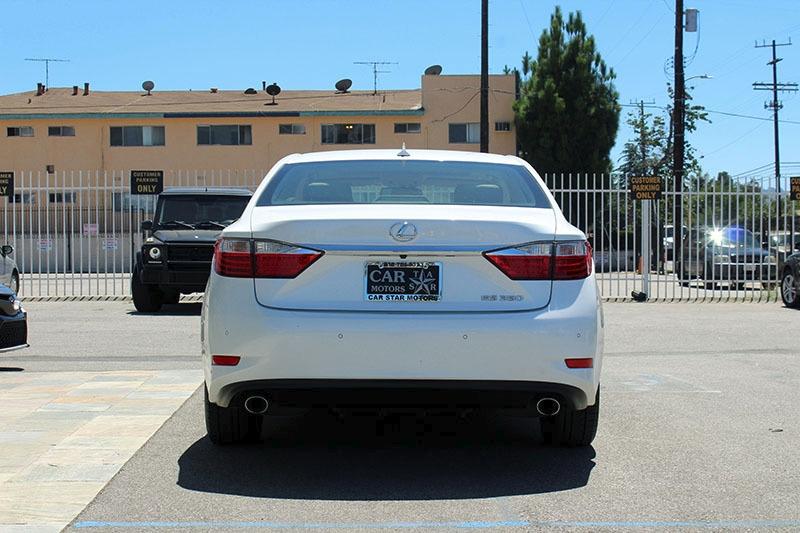 Lexus ES 350 2013 price coming soon