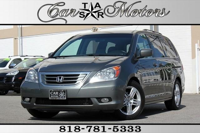 2008 Honda Odyssey EX-L Touring