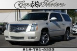 Cadillac Escalade ESV Platinum AWD 2011