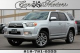Toyota 4Runner Limited 4WD 2011