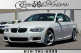 BMW 3 Series 335i Coupe 2012