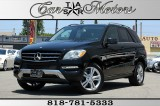 Mercedes-Benz M-Class ML350 AWD 2012