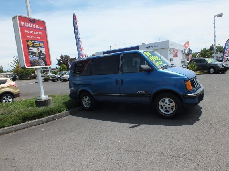 1994 Chevrolet Astro Passenger
