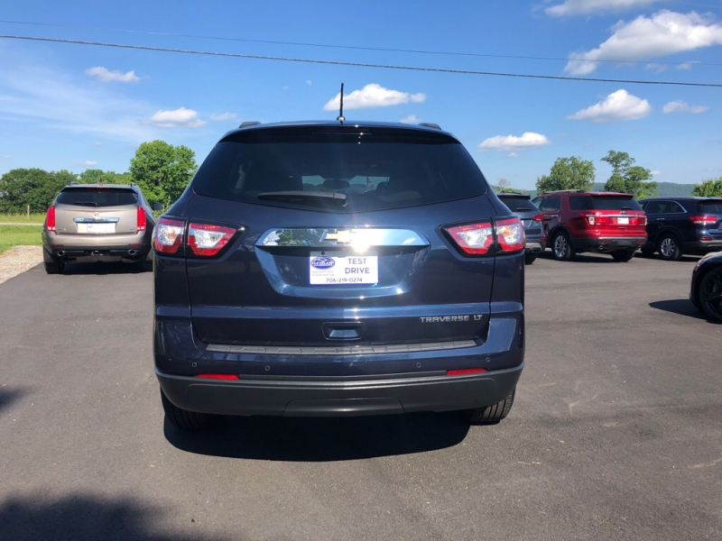 CHEVROLET TRAVERSE 2015 price $12,195