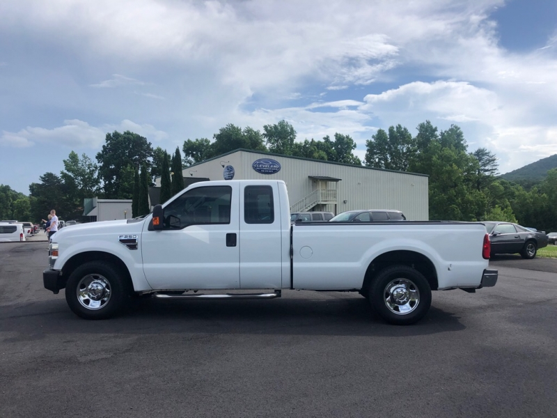 FORD F250 XLT 2008 price Call for Pricing.