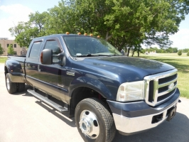 Ford Super Duty F-350 DRW 2007