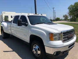 GMC Sierra 3500HD 2012