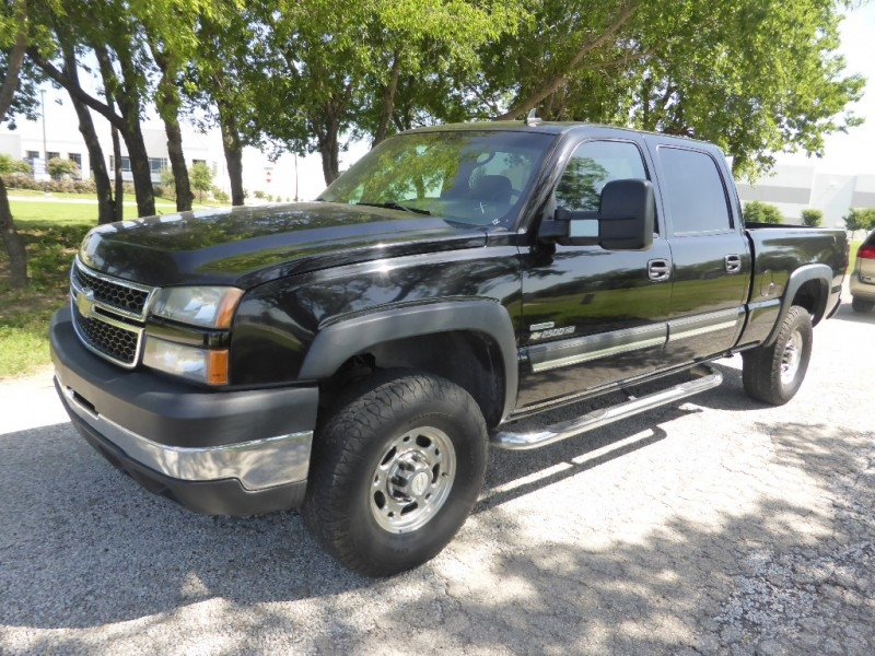 Chevrolet Silverado 2500HD 2006 price $16,995