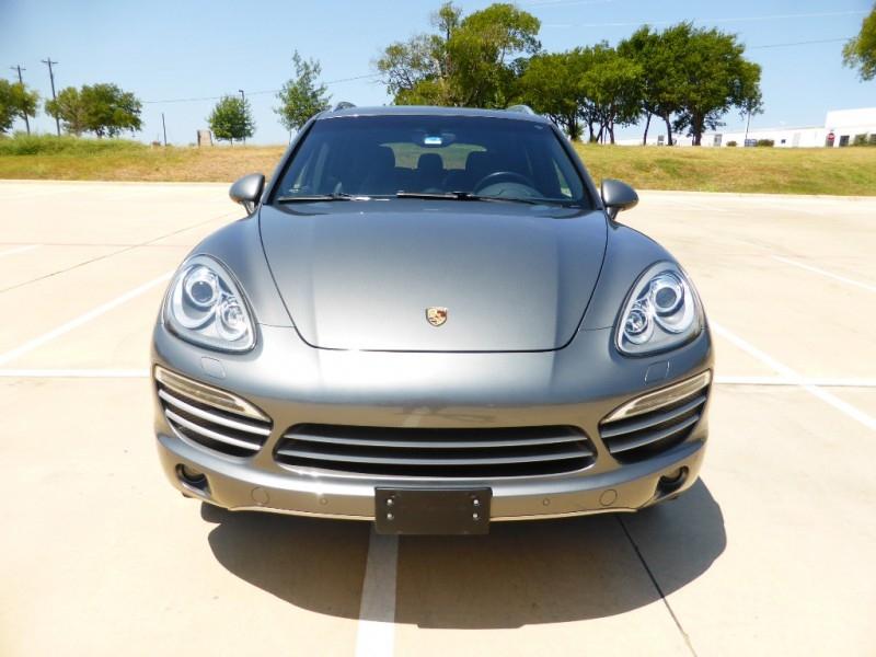 Porsche Cayenne 2014 price $23,988
