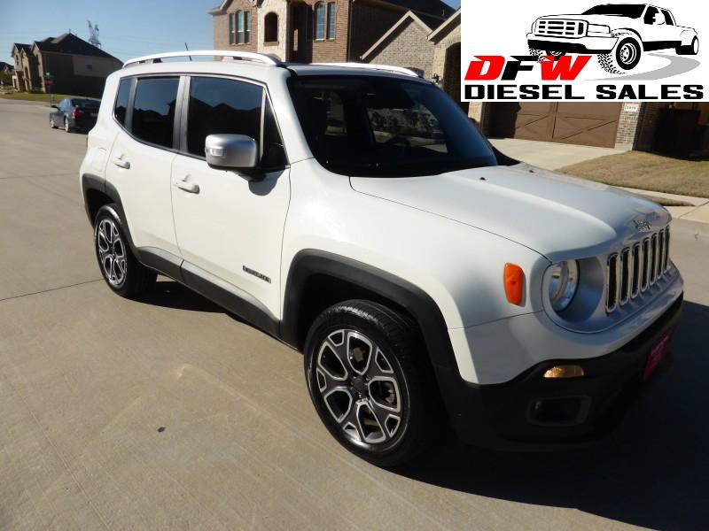 Jeep Renegade 2016 price $16,988
