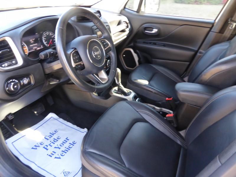 Jeep Renegade 2016 price $17,988