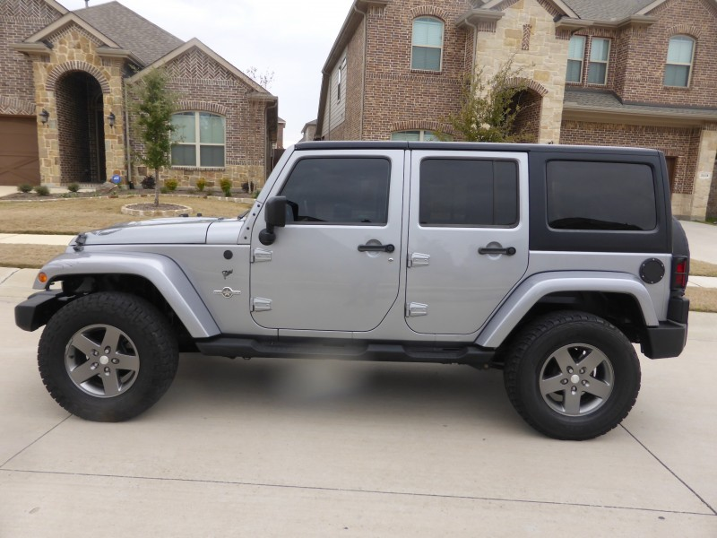 Jeep Wrangler Unlimited 2013 price $18,995