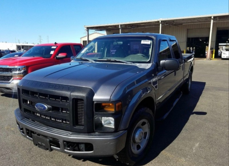 Ford Super Duty F-350 SRW 2008 price $7,995