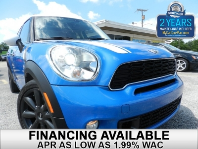 Mini Cooper Countryman Sport 2013