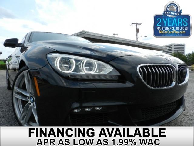 2014 BMW 6-Series