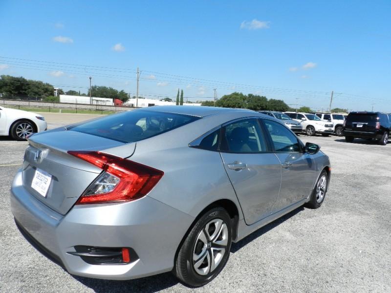 Honda Civic Sedan 2016 price $15,498