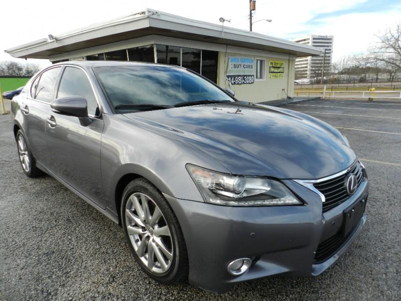 Lexus GS 350 2013 price $15,998