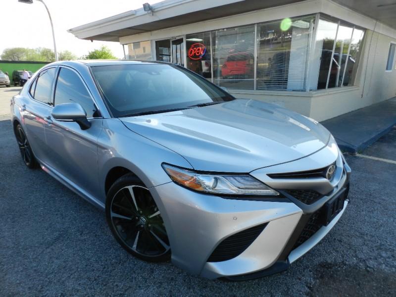 Toyota Camry 2018 price $21,498