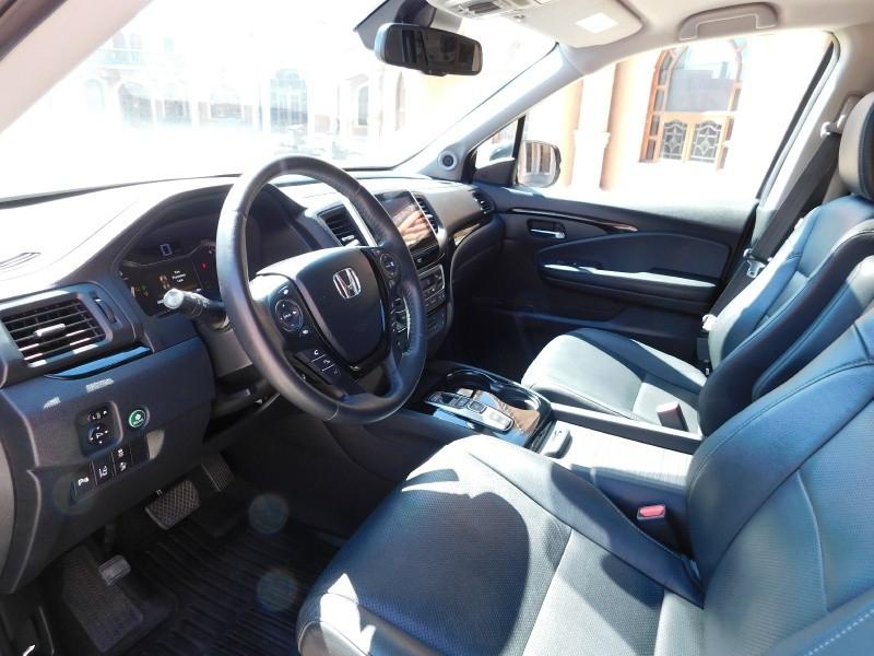 Honda Pilot 2016 price $26,950