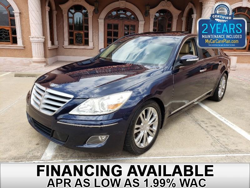 Hyundai Genesis 2011 price $10,650