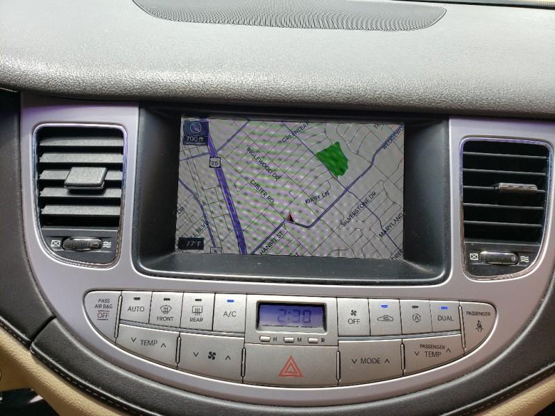Hyundai Genesis 2011 price $11,950