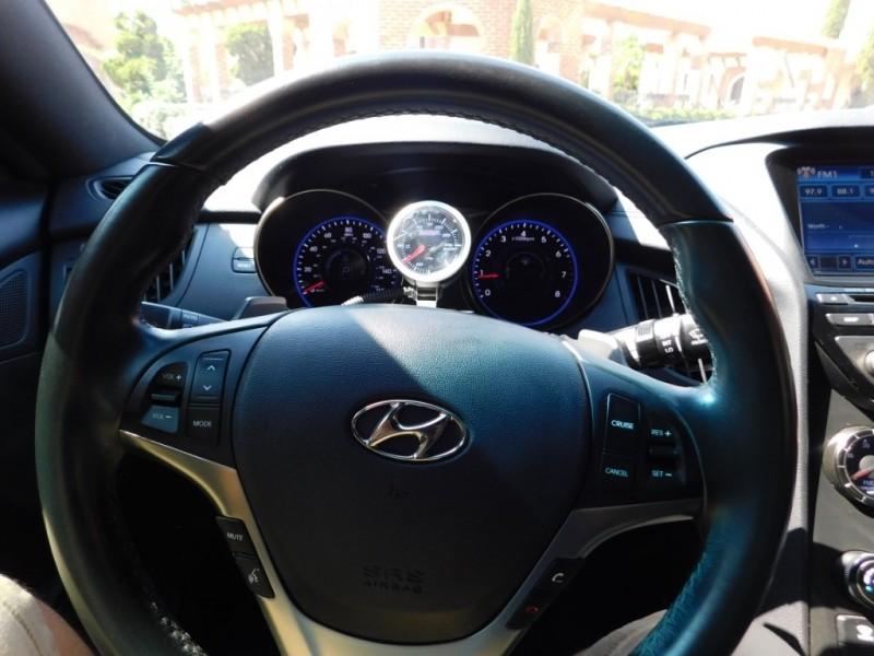 Hyundai Genesis Coupe 2013 price $11,450