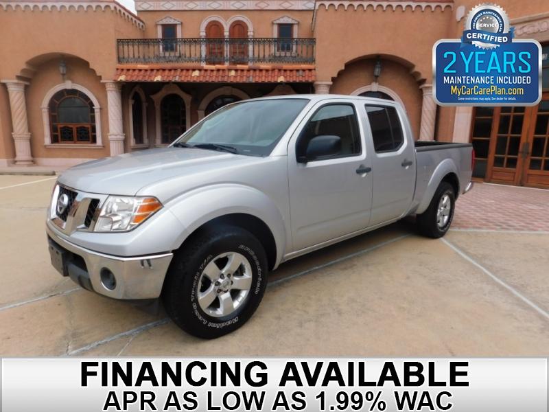 Nissan Frontier 2010 price $10,950