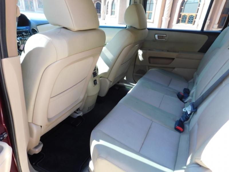 Honda Pilot 2014 price $14,350