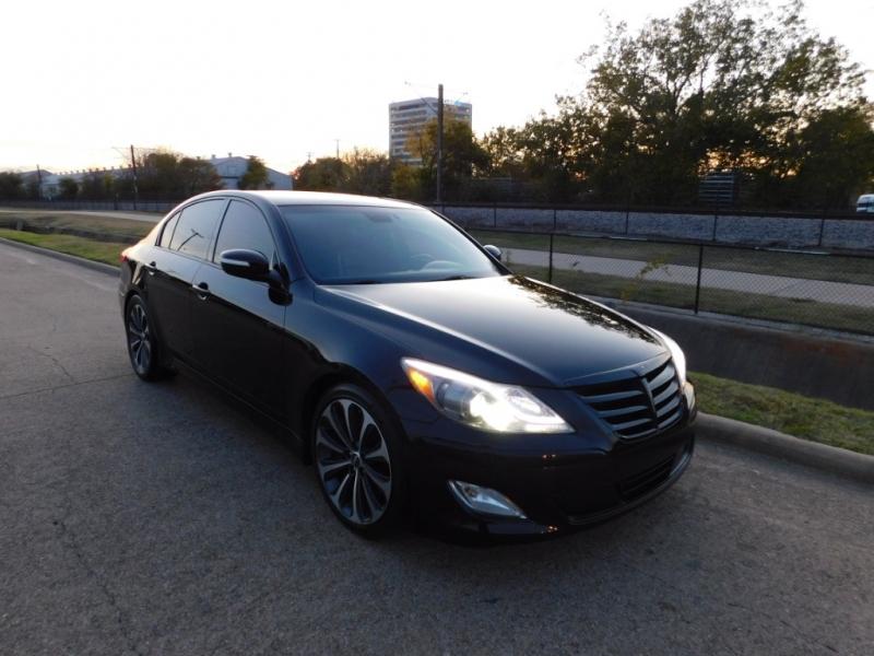 Hyundai Genesis 2012 price $13,650