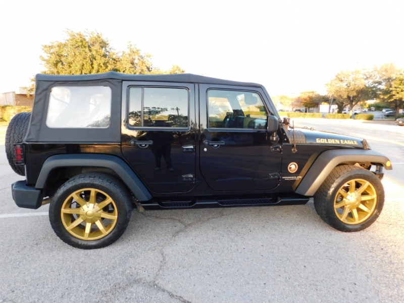 Jeep Wrangler Unlimited 2010 price $18,350