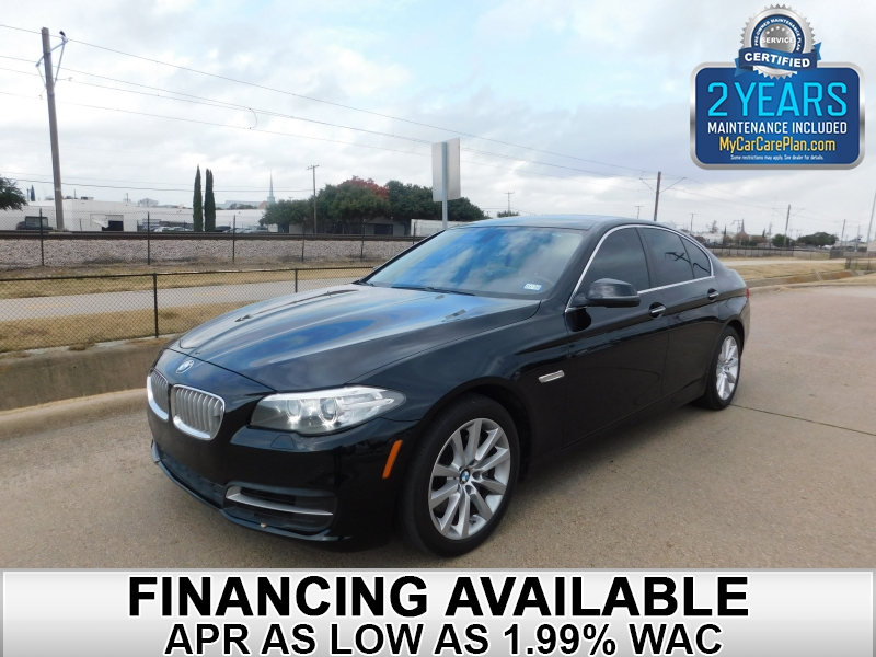 BMW 5-Series 2014 price $0