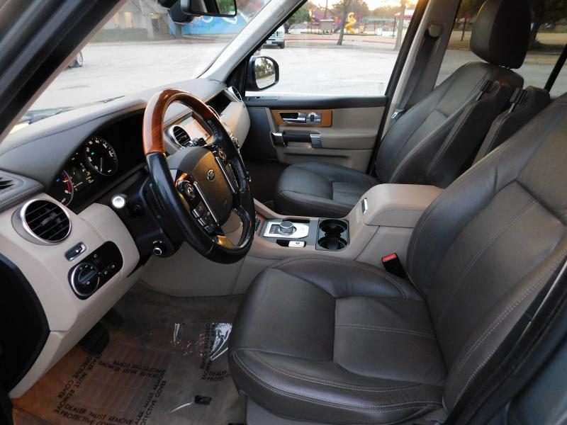 Land Rover LR4 2015 price $24,650