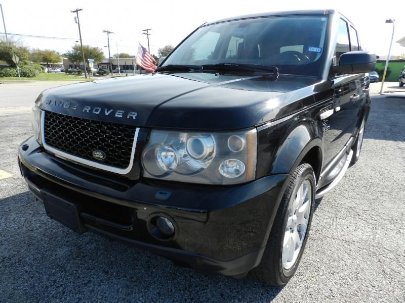 Land Rover Range Rover Sport 2009 price $12,998
