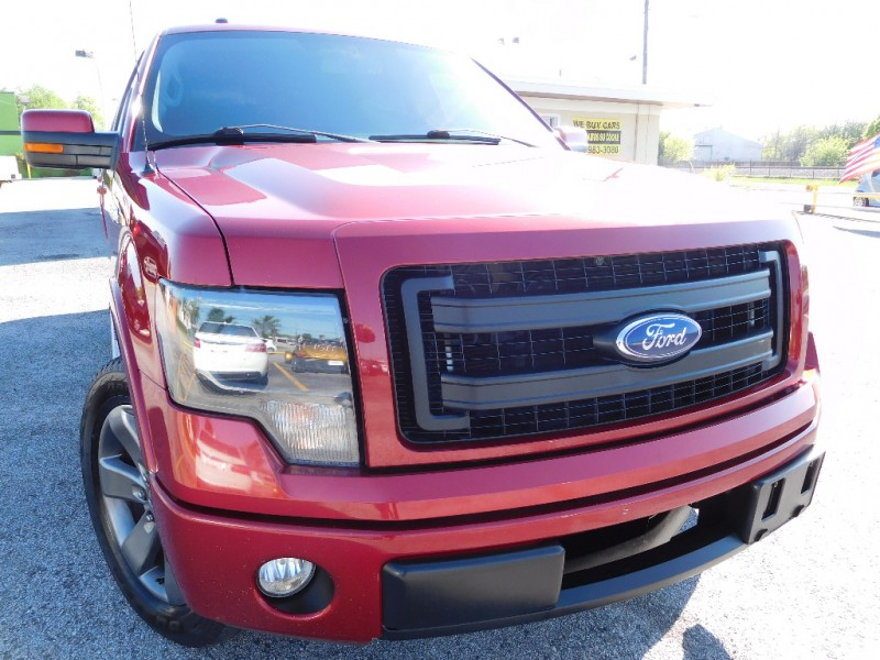 Ford Dealership Greenville Tx >> 2013 Ford F-150 2WD SuperCrew FX2 - Inventory | Ecars Group | Auto dealership in Richardson ...