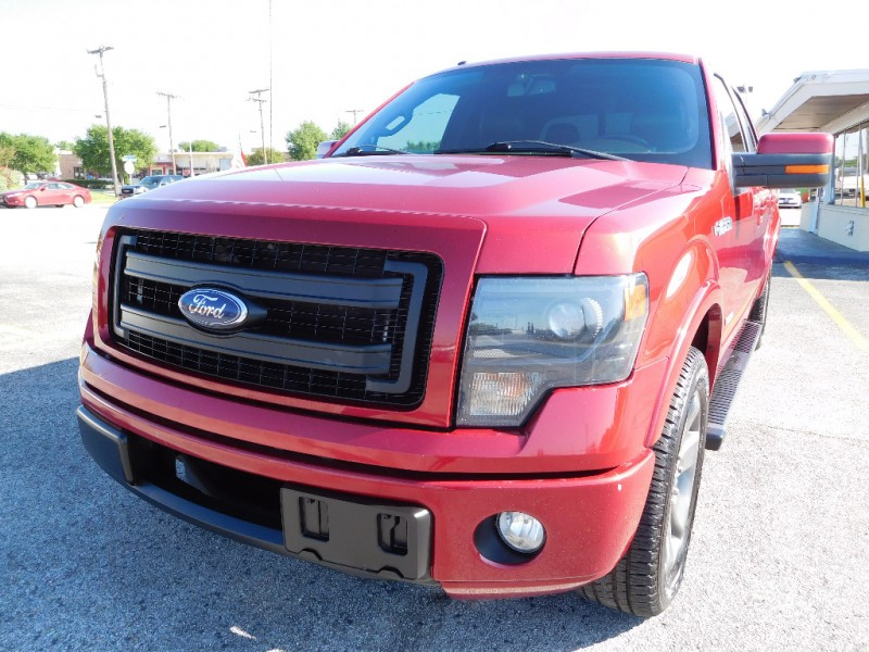 2013 ford f 150 2wd supercrew fx2 inventory ecars group auto dealership in richardson. Black Bedroom Furniture Sets. Home Design Ideas