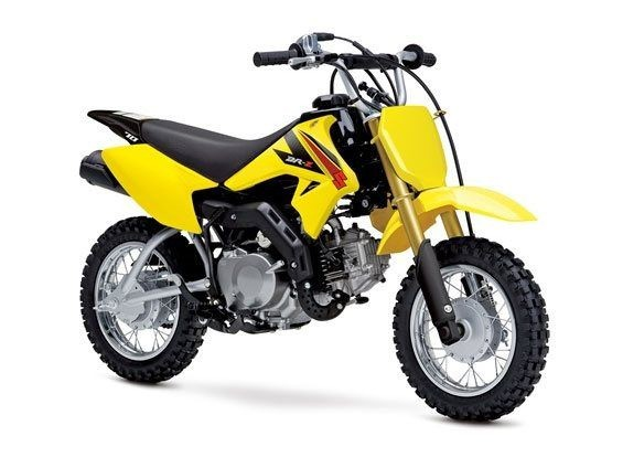 Suzuki DR-Z70L7 2018 price Call for Pricing.