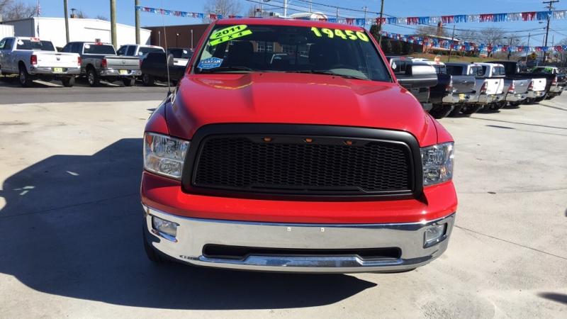 DODGE RAM 1500 2011 price $15,545