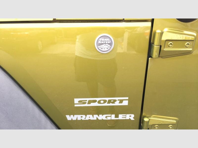 JEEP WRANGLER 2010 price $15,999