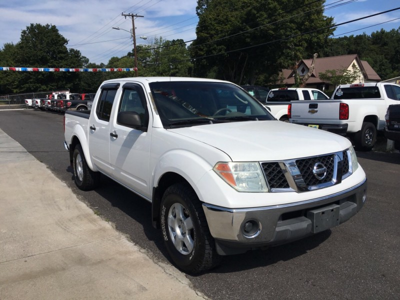 NISSAN FRONTIER 2006 price $8,999